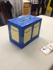 conversation box